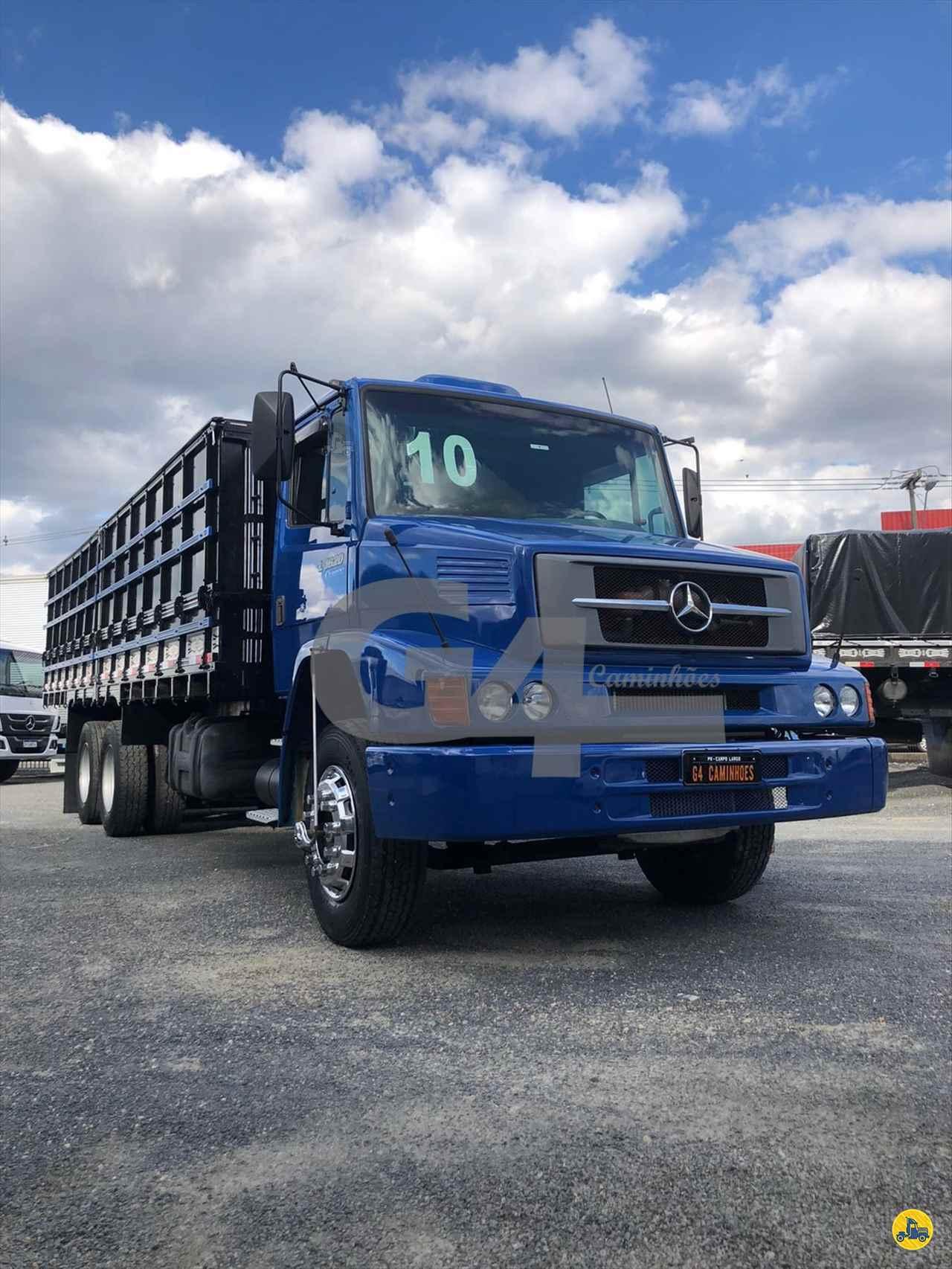 CAMINHAO MERCEDES-BENZ MB 1620 Graneleiro Truck 6x2 G4 Caminhões CAMPO LARGO PARANÁ PR