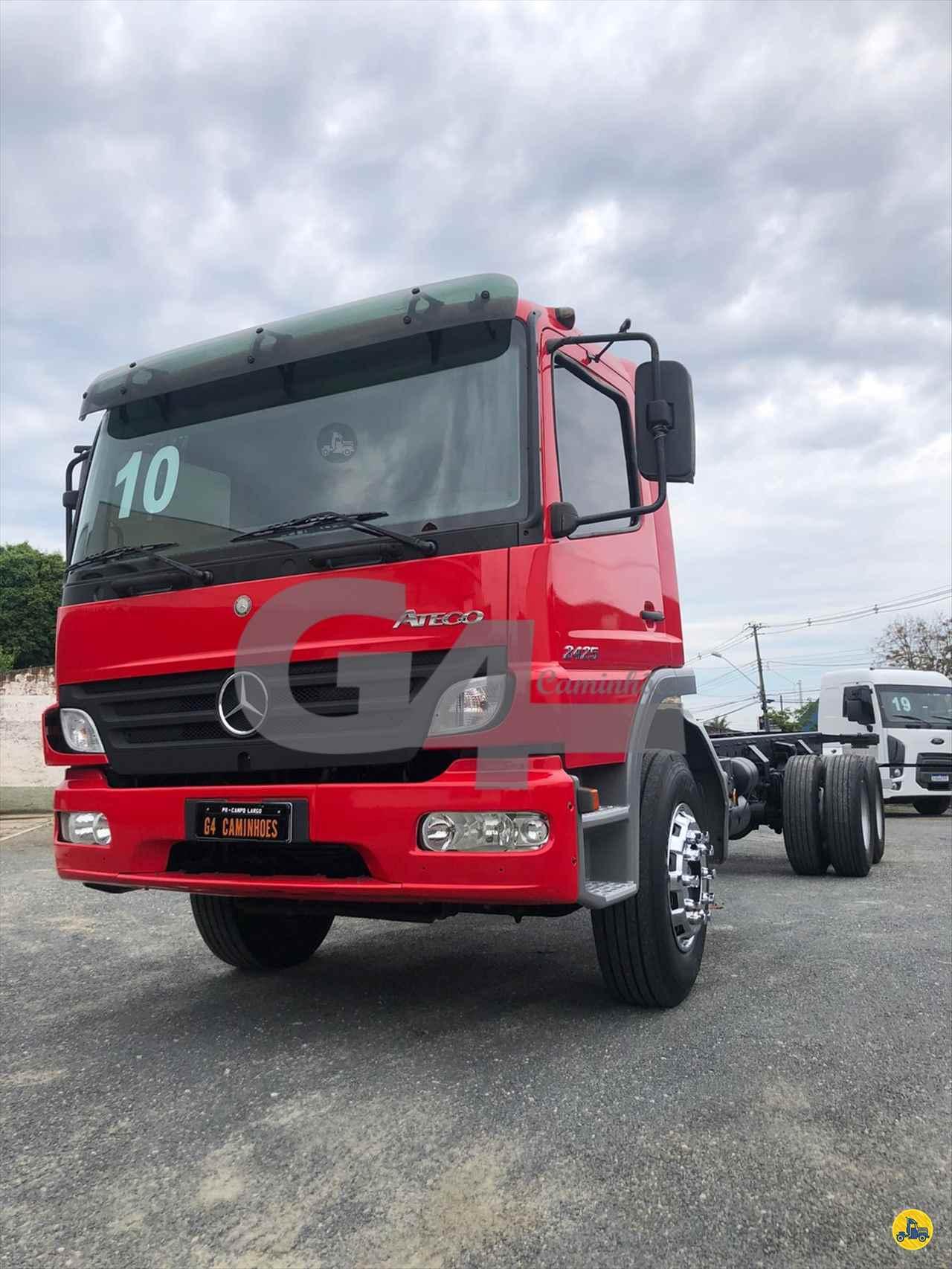 CAMINHAO MERCEDES-BENZ MB 2425 Chassis Truck 6x2 G4 Caminhões CAMPO LARGO PARANÁ PR