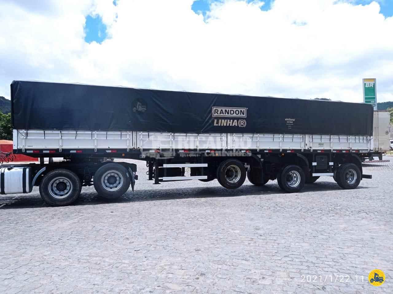 CAMINHAO RANDON RDP 430 Graneleiro Truck 6x2 Ricardo Caminhões SERRA ESPÍRITO SANTO ES