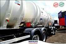 BITREM TANQUE AÇO  2012/2012 Bortoloto Implementos