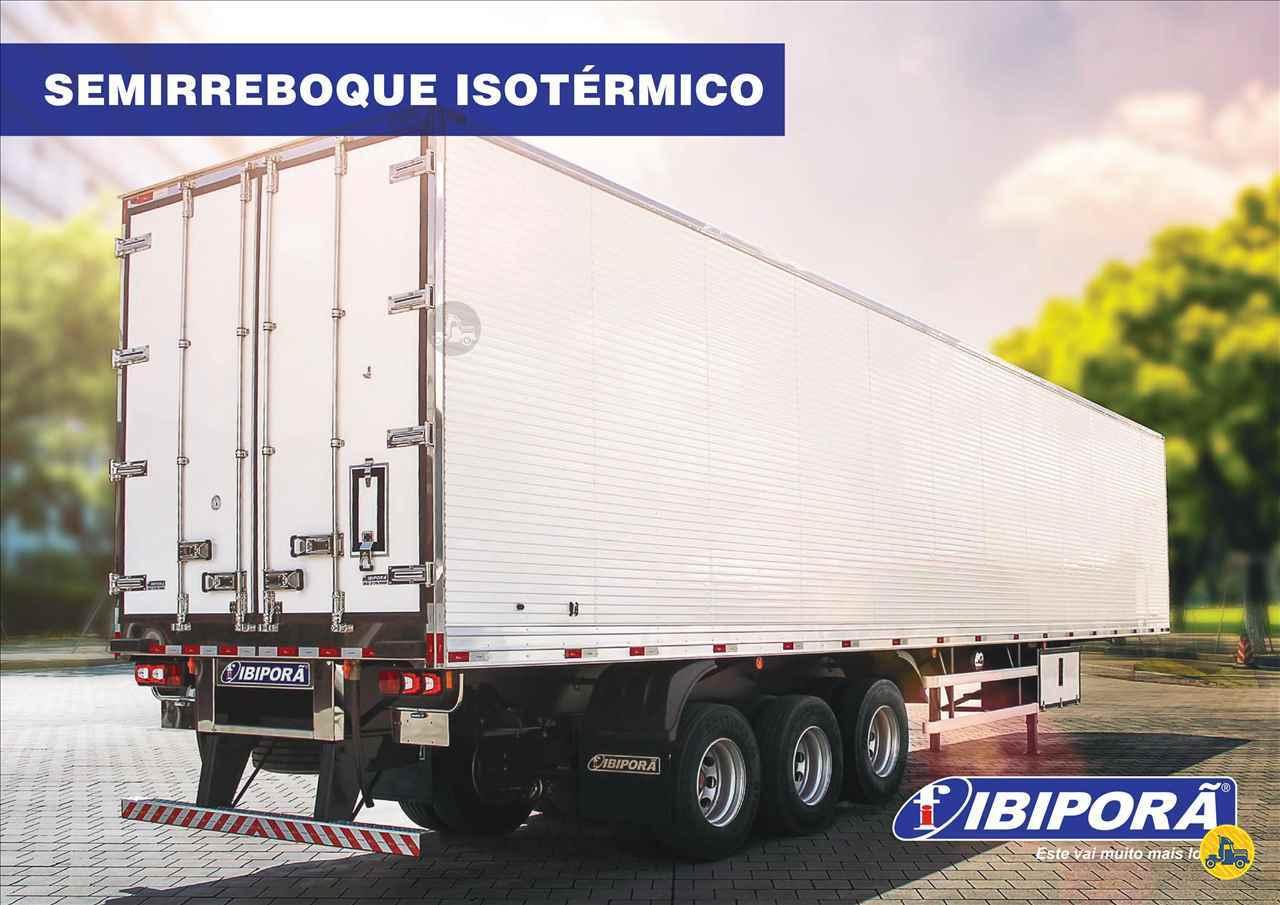 CARRETA SEMI-REBOQUE FRIGORIFICO Bortoloto Implementos MARINGA PARANÁ PR