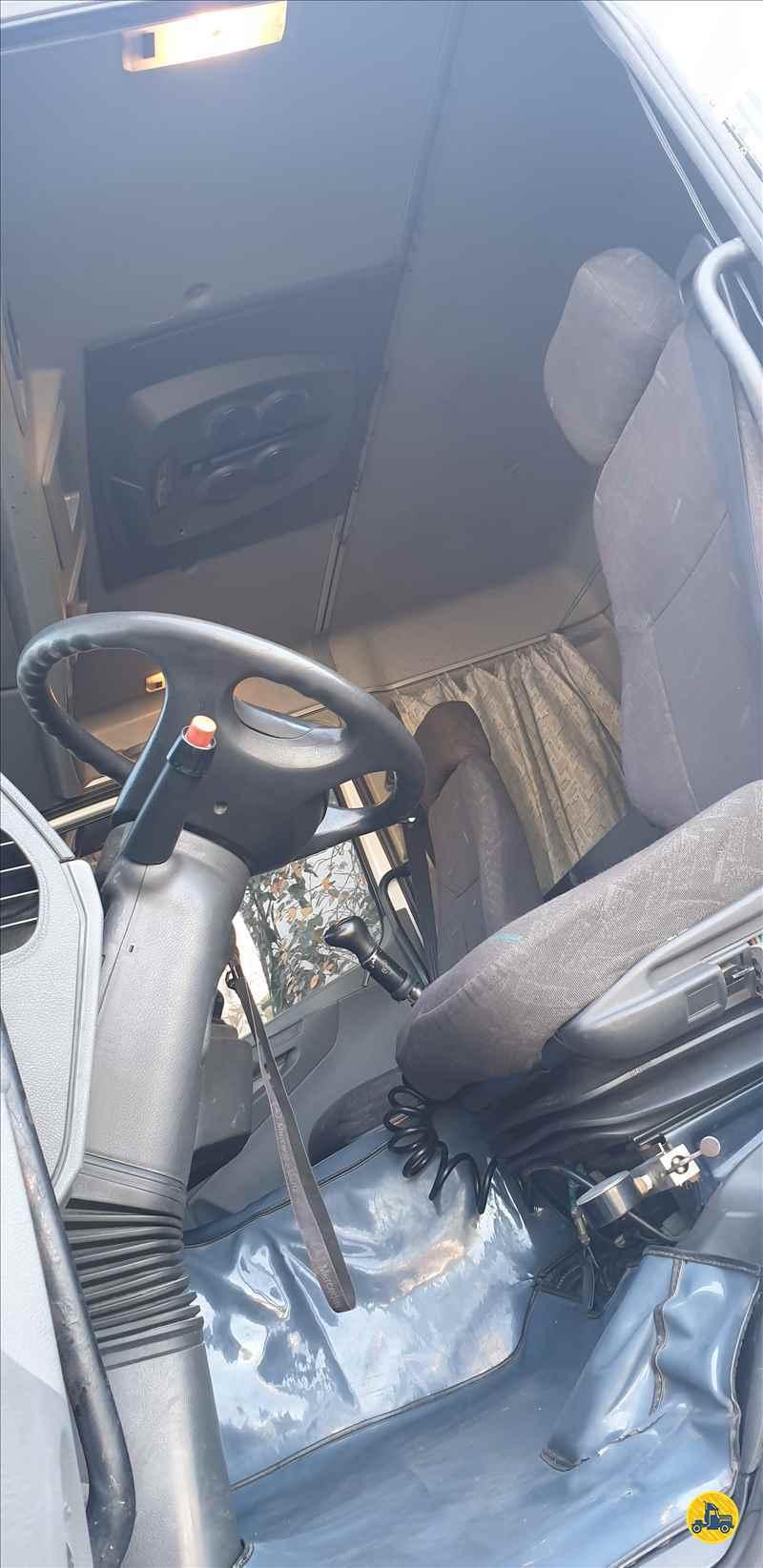 MERCEDES-BENZ MB 2540 880000km 2009/2009 Rápido Caminhões