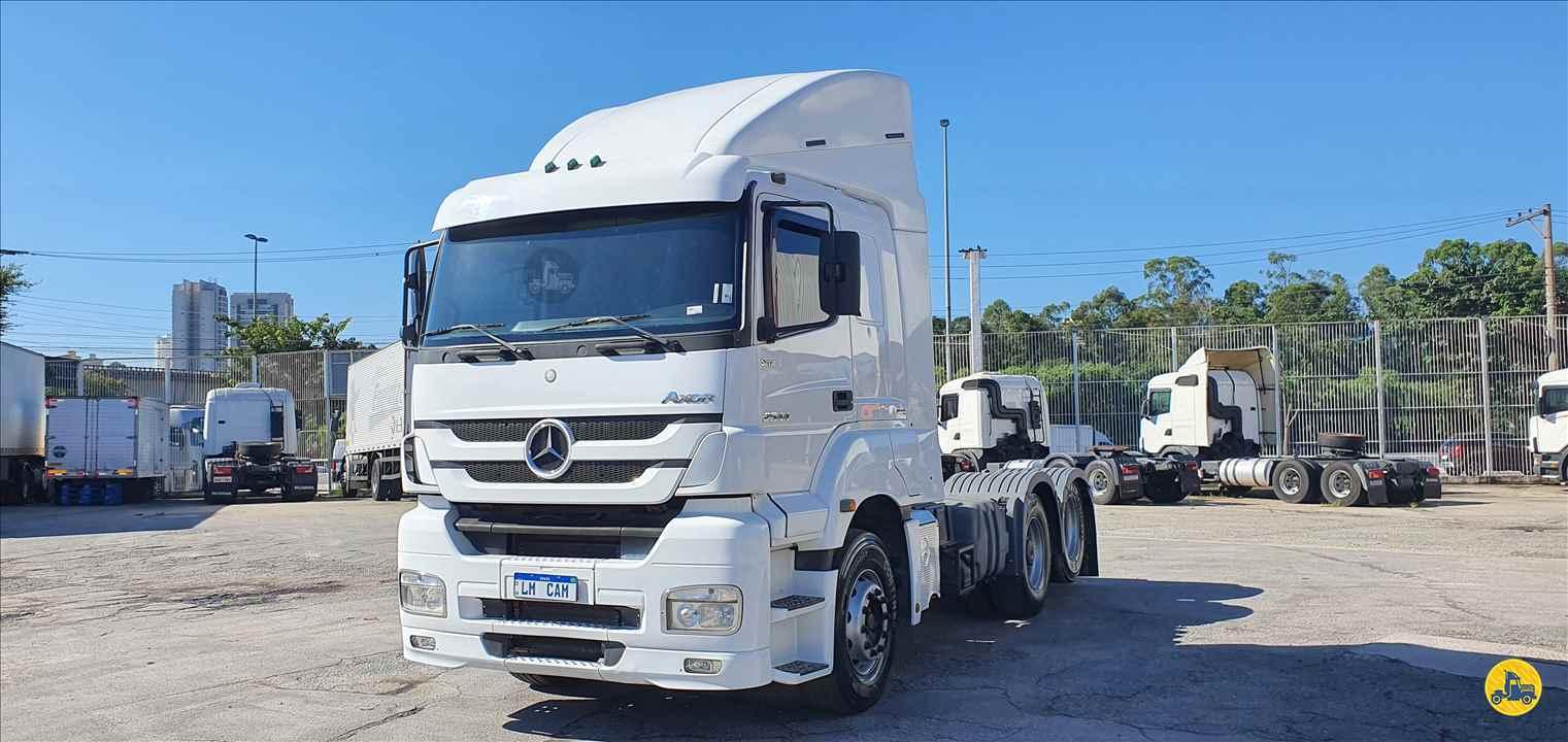 CAMINHAO MERCEDES-BENZ MB 2544 Cavalo Mecânico Truck 6x2 LM Caminhões SAO PAULO SÃO PAULO SP