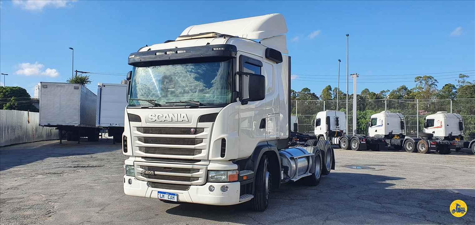 CAMINHAO SCANIA SCANIA 124 400 Cavalo Mecânico Truck 6x2 LM Caminhões SAO PAULO SÃO PAULO SP