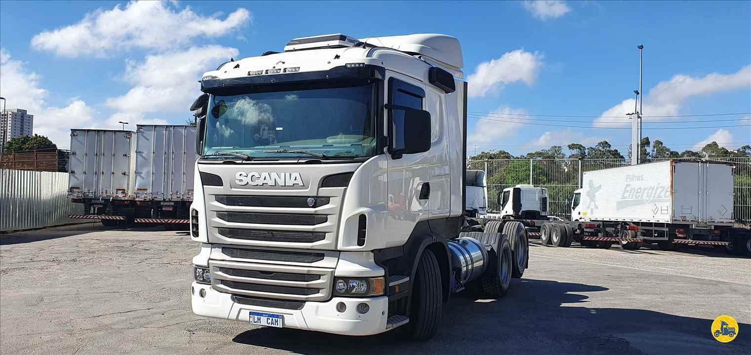 SCANIA 440 de LM Caminhões - SAO PAULO/SP