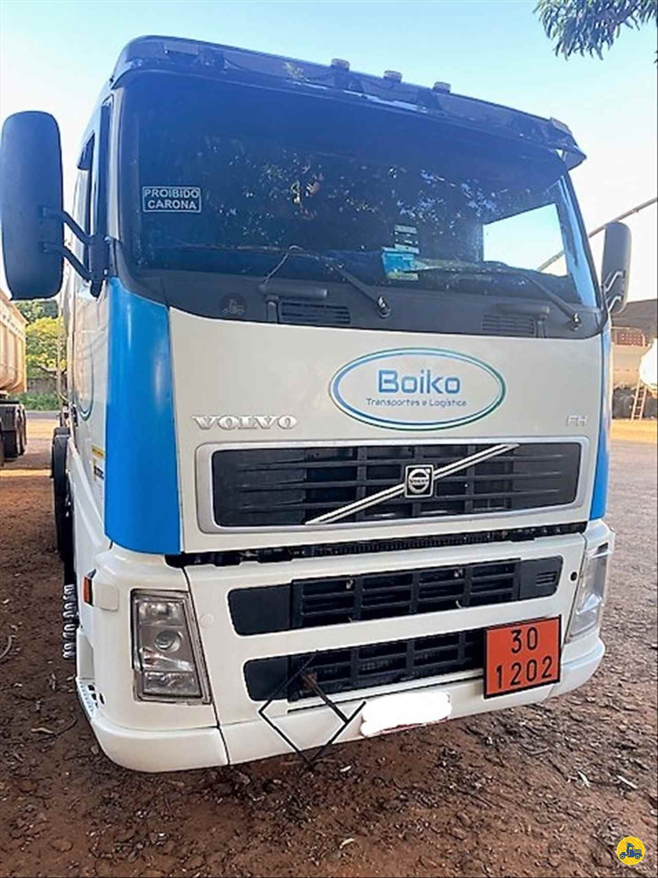 CAMINHAO VOLVO VOLVO FH 440 Cavalo Mecânico Truck 6x2 BOIKO Transportes e Logistica Eireli CAMPO GRANDE MATO GROSSO DO SUL MS