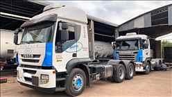 IVECO STRALIS 480 660000km 2014/2014 BOIKO Transportes e Logistica Eireli
