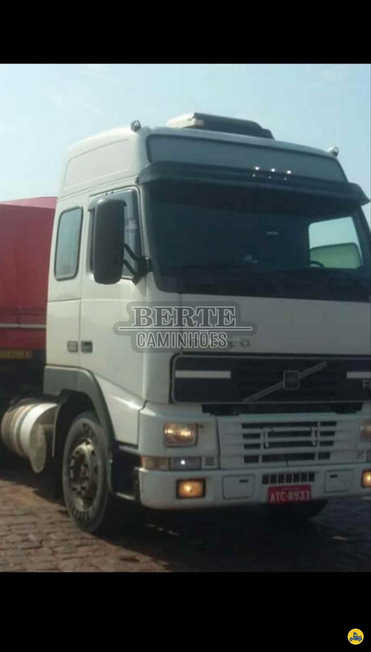 CAMINHAO VOLVO VOLVO FH12 380 Cavalo Mecânico Truck 6x2 Berte Caminhões SANTA ROSA RIO GRANDE DO SUL RS