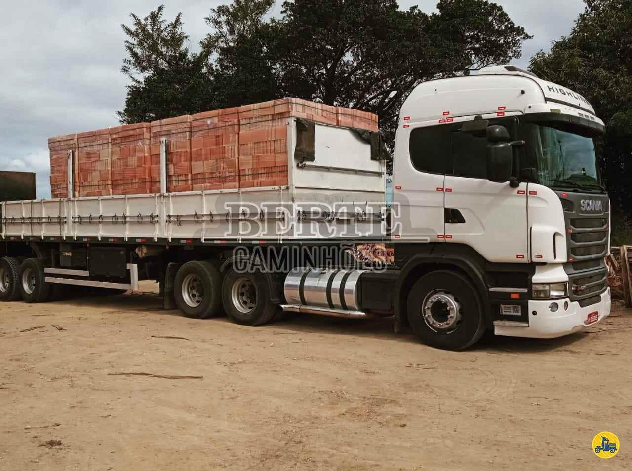 CAMINHAO SCANIA SCANIA 124 420 Cavalo Mecânico Truck 6x2 Berte Caminhões SANTA ROSA RIO GRANDE DO SUL RS