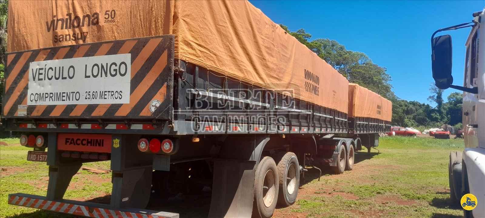 CARRETA RODOTREM GRANELEIRO Berte Caminhões SANTA ROSA RIO GRANDE DO SUL RS