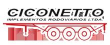 Logo Ciconetto Implementos Rodoviários
