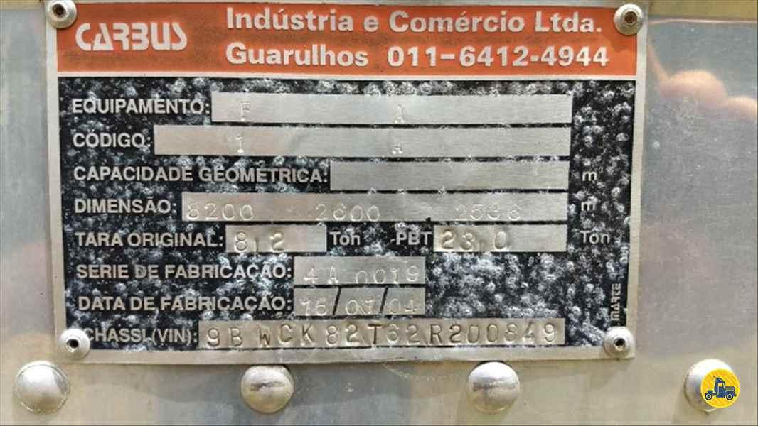 TRUCK BAU TERMICO  2004 Ciconetto Implementos Rodoviários