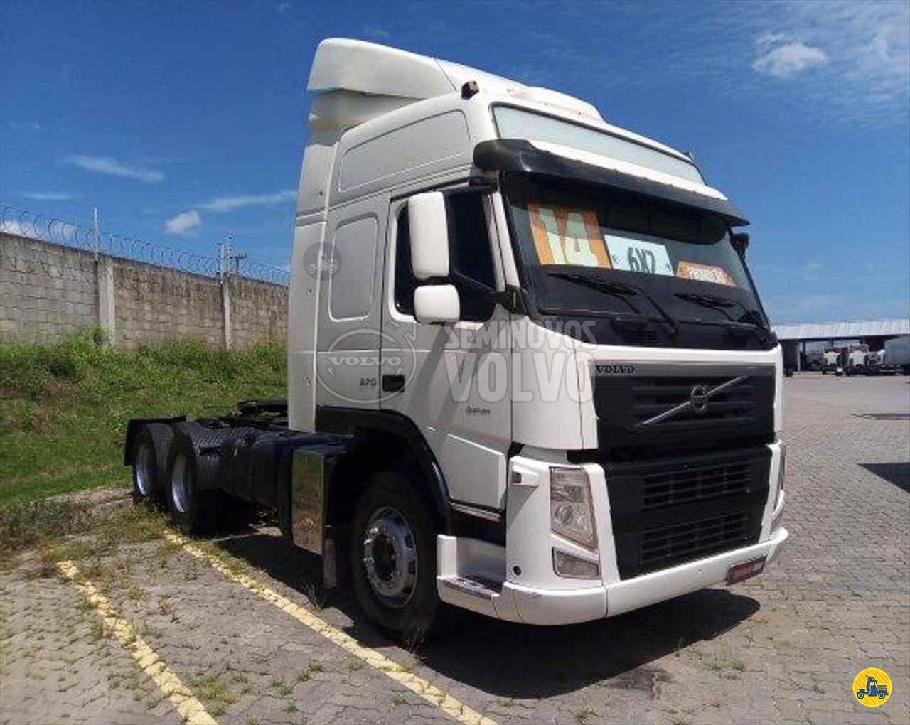 CAMINHAO VOLVO VOLVO FM 370 Cavalo Mecânico Truck 6x2 SEMINOVOS VOLVO CURITIBA PARANÁ PR