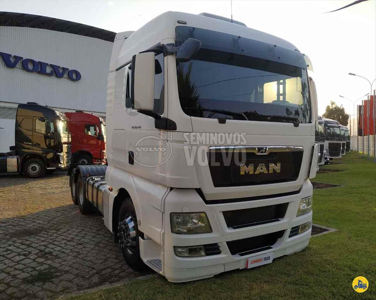 CAMINHAO MAN TGX 28 440 Cavalo Mecânico Truck 6x2 SEMINOVOS VOLVO CURITIBA PARANÁ PR