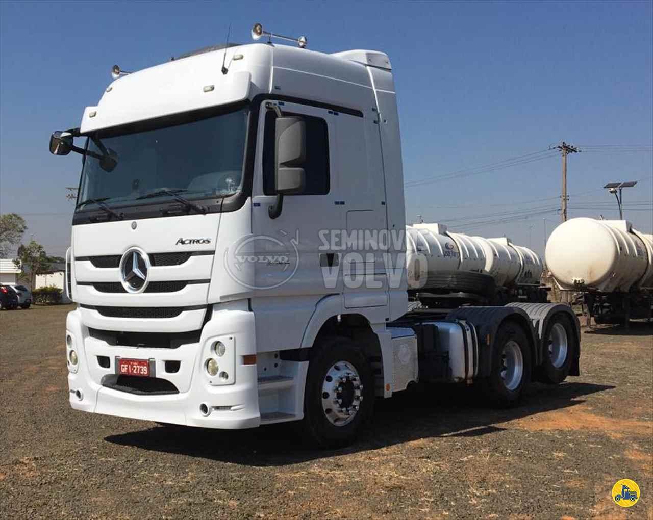 CAMINHAO MERCEDES-BENZ MB 2546 Cavalo Mecânico Truck 6x2 SEMINOVOS VOLVO CURITIBA PARANÁ PR