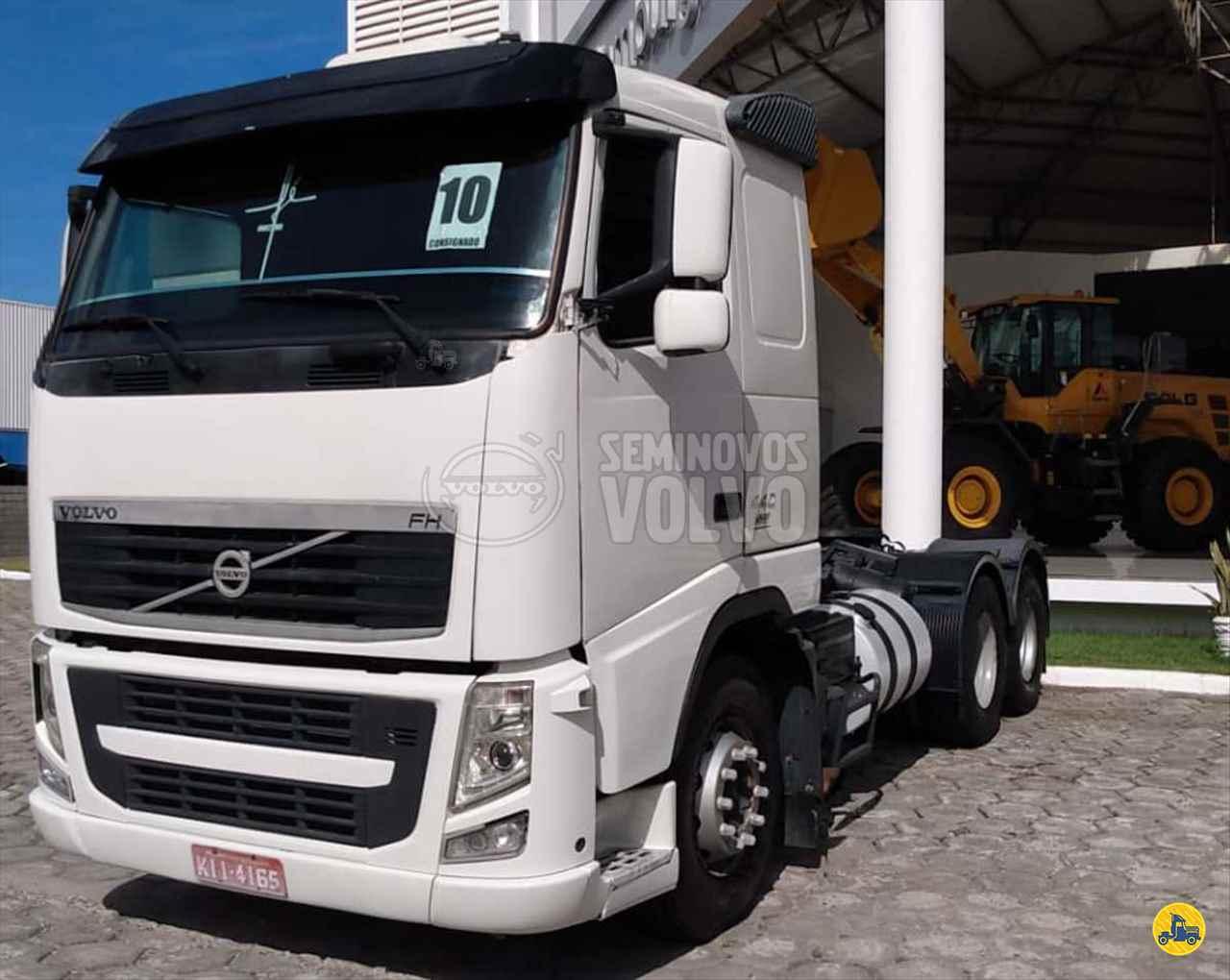 CAMINHAO VOLVO VOLVO FH 440 Cavalo Mecânico Truck 6x2 SEMINOVOS VOLVO CURITIBA PARANÁ PR