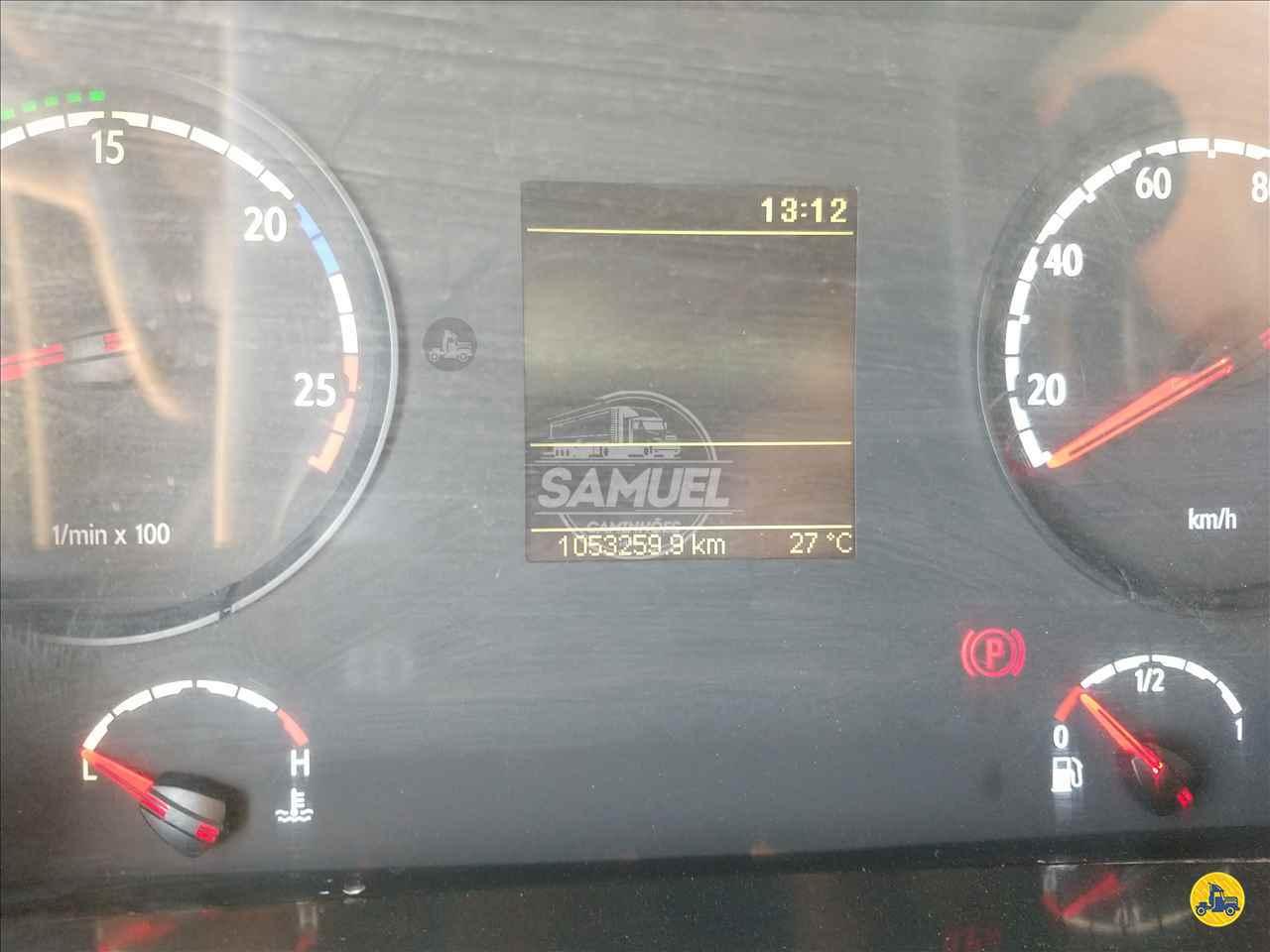 SCANIA SCANIA 420 1053300km 2009/2010 Samuel Caminhões