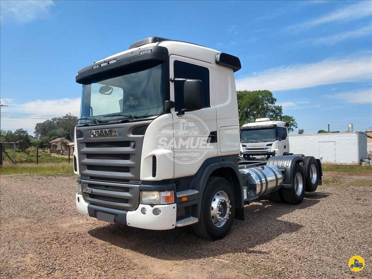 CAMINHAO SCANIA SCANIA 420 Cavalo Mecânico Truck 6x2 Samuel Caminhões BOM RETIRO DO SUL RIO GRANDE DO SUL RS