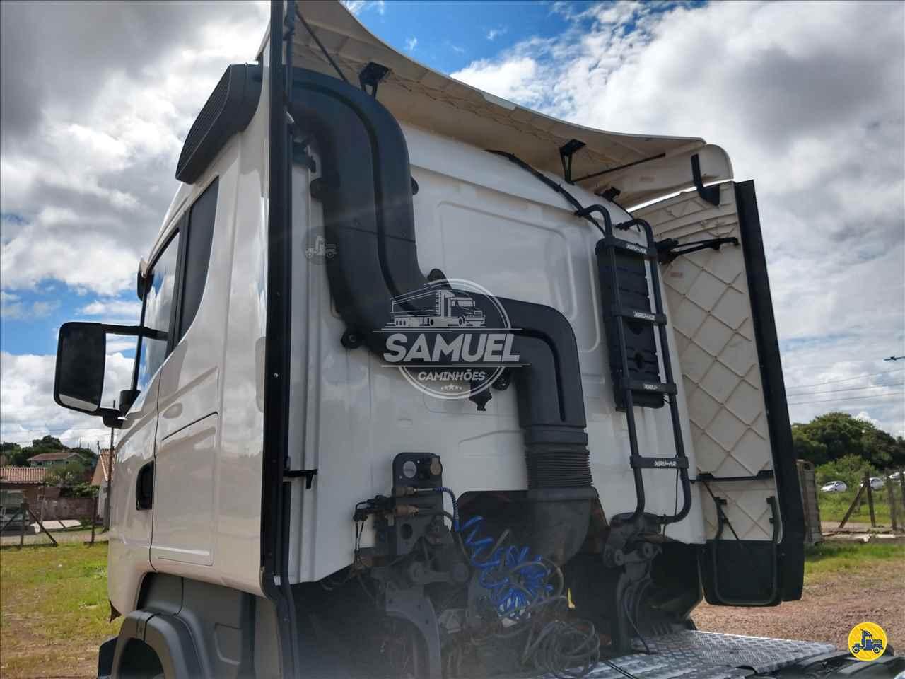 SCANIA SCANIA 440 419300km 2017/2017 Samuel Caminhões