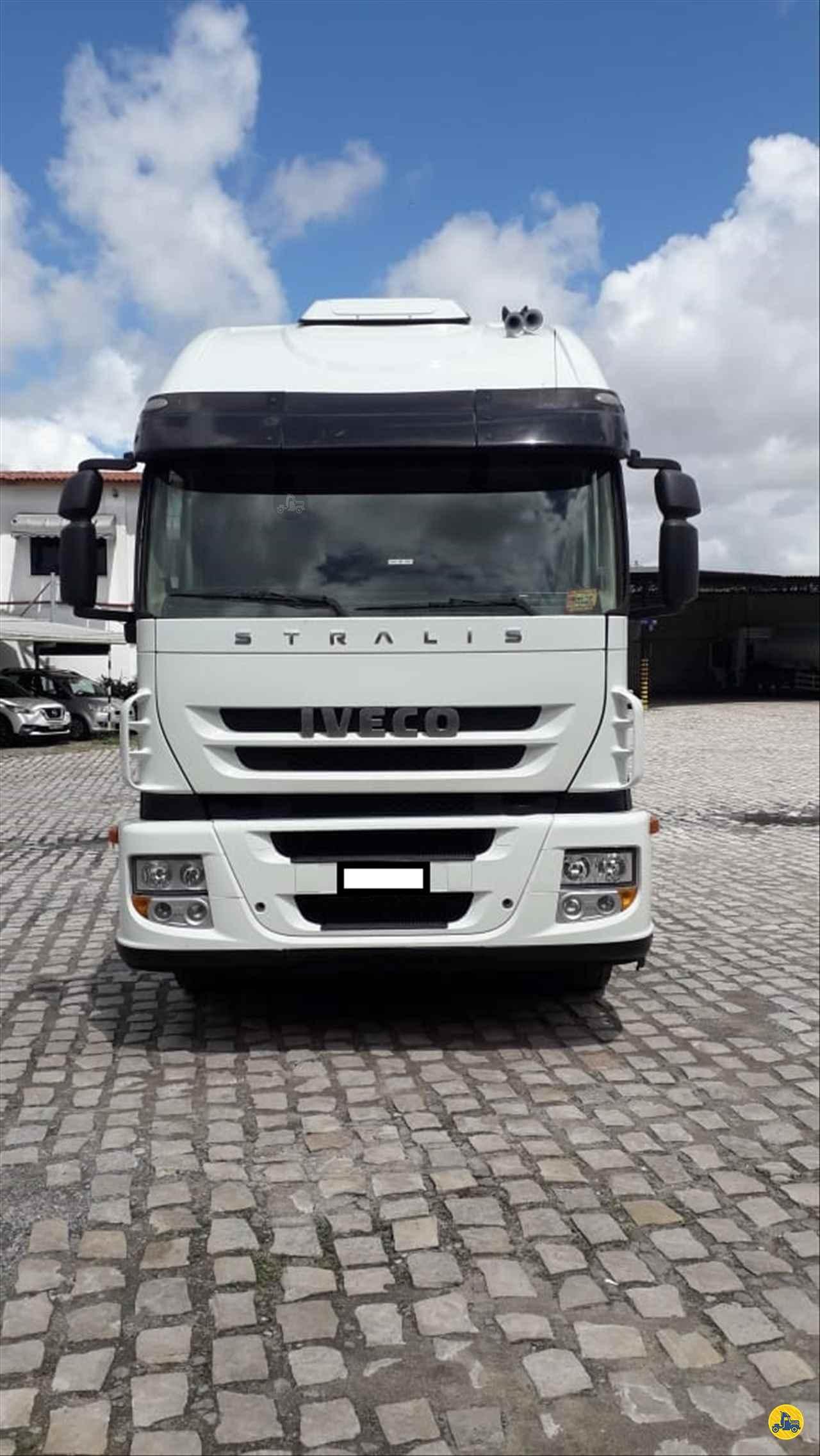 CAMINHAO IVECO STRALIS 740 Cavalo Mecânico Traçado 6x4 Lima Transportes FORTALEZA CEARÁ CE