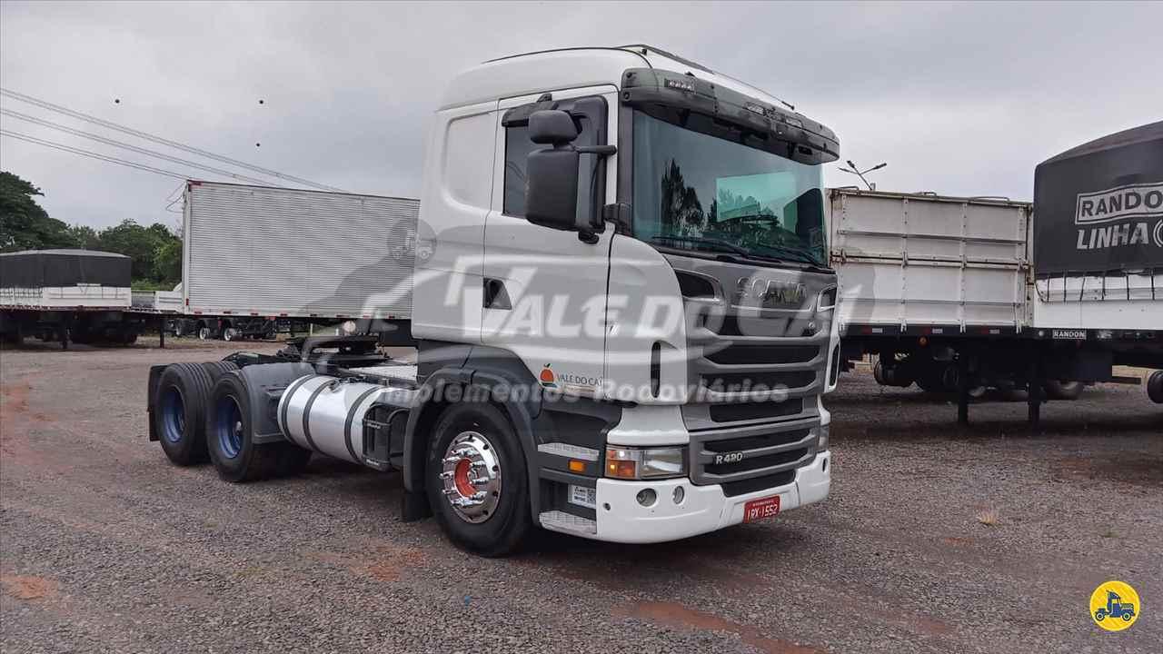 CAMINHAO SCANIA SCANIA 420 Cavalo Mecânico Truck 6x2 Vale do Cai - Librelato SAO SEBASTIAO DO CAI RIO GRANDE DO SUL RS