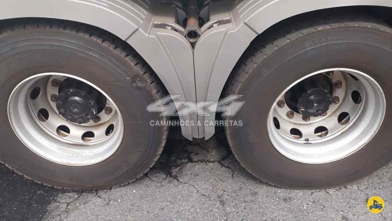MERCEDES-BENZ MB 2546 219000km 2018/2018 4X4 Caminhões e Carretas
