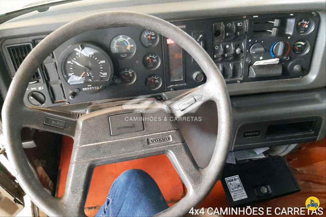 VOLVO VOLVO NL12 360 1000000km 1999/1999 4X4 Caminhões e Carretas