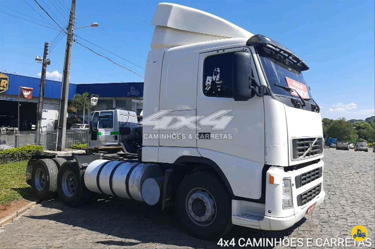 VOLVO VOLVO FH12 380 1136000km 2005/2005 4X4 Caminhões e Carretas