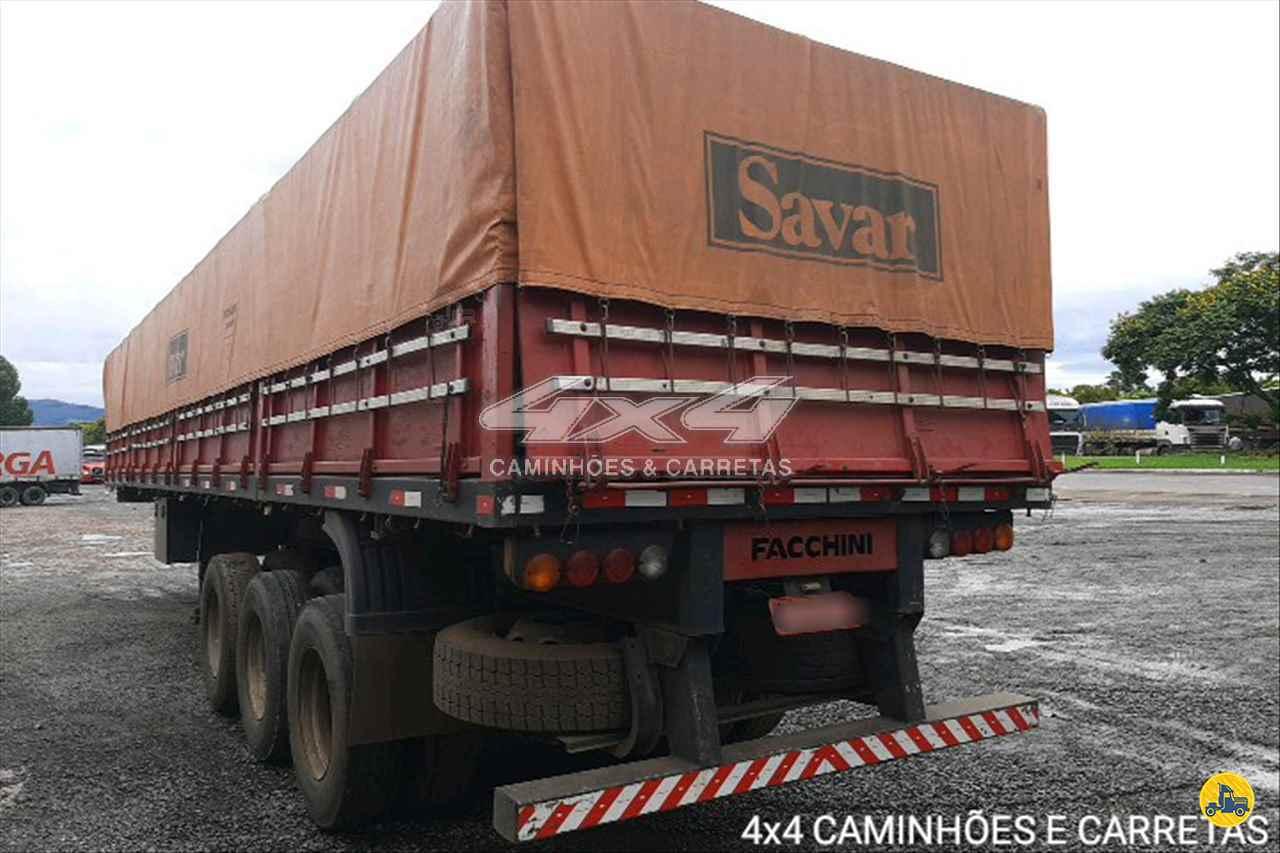 SEMI-REBOQUE GRANELEIRO  2009/2009 4X4 Caminhões e Carretas