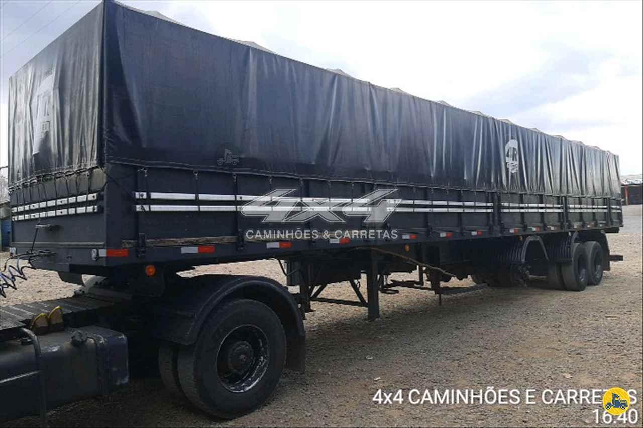 CARRETA SEMI-REBOQUE GRANELEIRO 4X4 Caminhões e Carretas CONCORDIA SANTA CATARINA SC