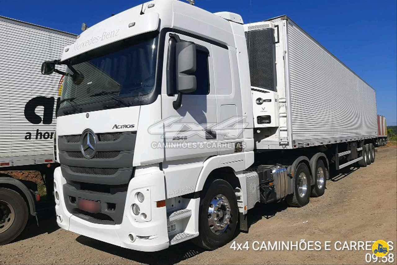 CAMINHAO MERCEDES-BENZ MB 2546 Cavalo Mecânico Truck 6x2 4X4 Caminhões e Carretas CONCORDIA SANTA CATARINA SC