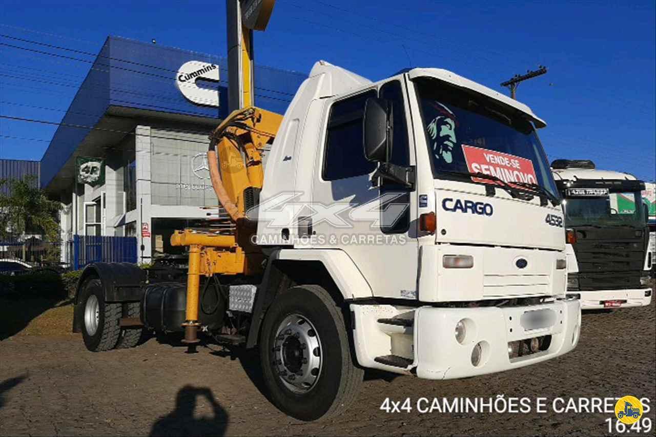 CAMINHAO FORD CARGO 4532 Guincho Munck Toco 4x2 4X4 Caminhões e Carretas CONCORDIA SANTA CATARINA SC