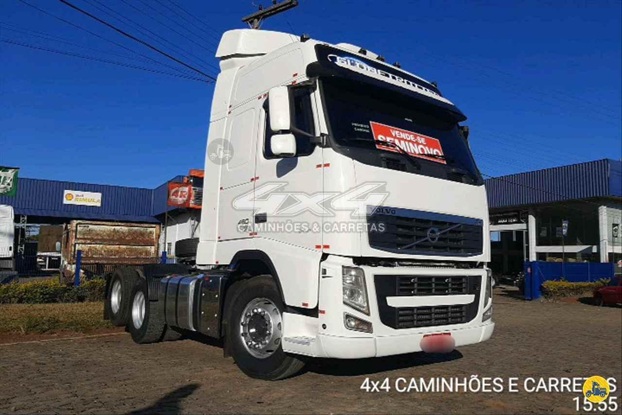 CAMINHAO VOLVO VOLVO FH 460 Cavalo Mecânico Truck 6x2 4X4 Caminhões e Carretas CONCORDIA SANTA CATARINA SC