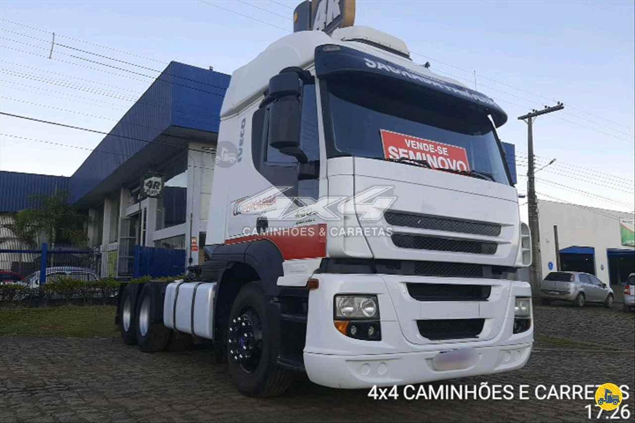 CAMINHAO IVECO STRALIS 460 Cavalo Mecânico Truck 6x2 4X4 Caminhões e Carretas CONCORDIA SANTA CATARINA SC