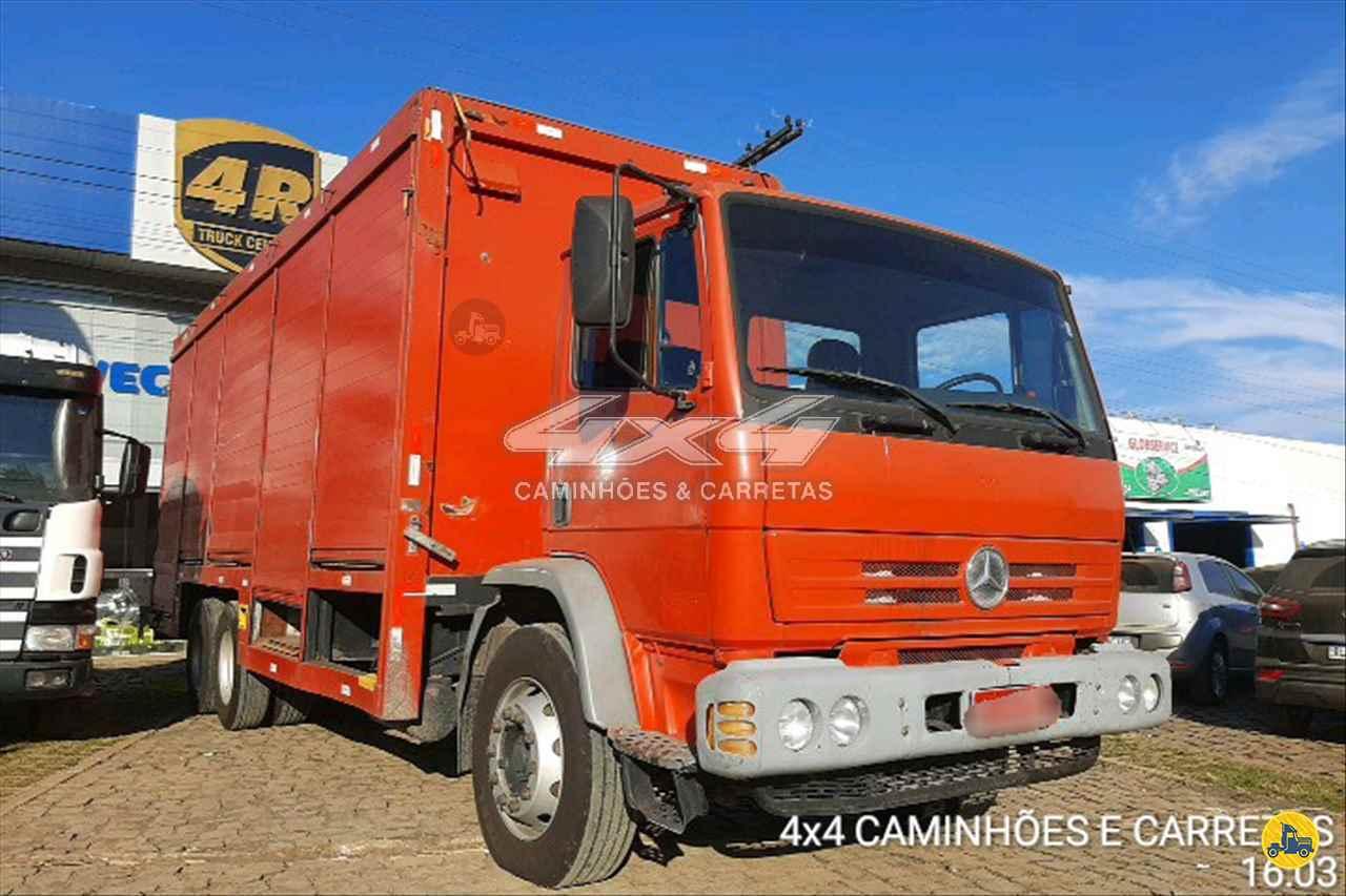 MB 1718 de 4X4 Caminhões e Carretas - CONCORDIA/SC