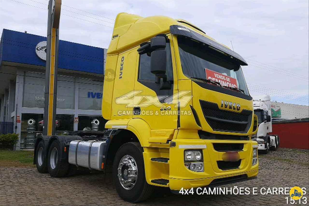 CAMINHAO IVECO STRALIS 440 Cavalo Mecânico Truck 6x2 4X4 Caminhões e Carretas CONCORDIA SANTA CATARINA SC