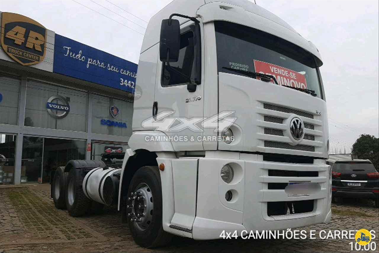 CAMINHAO VOLKSWAGEN VW 25370 Cavalo Mecânico Truck 6x2 4X4 Caminhões e Carretas CONCORDIA SANTA CATARINA SC