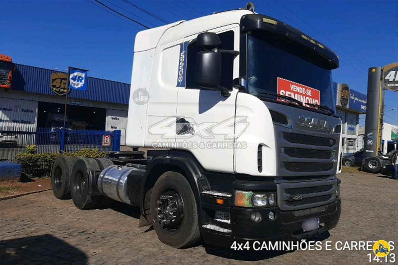 CAMINHAO SCANIA SCANIA 420 Cavalo Mecânico Truck 6x2 4X4 Caminhões e Carretas CONCORDIA SANTA CATARINA SC