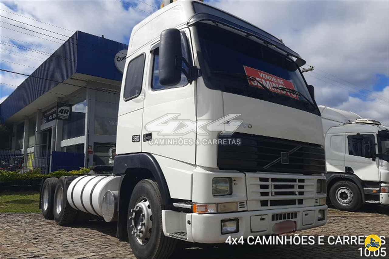 CAMINHAO VOLVO VOLVO FH12 380 Cavalo Mecânico Truck 6x2 4X4 Caminhões e Carretas CONCORDIA SANTA CATARINA SC