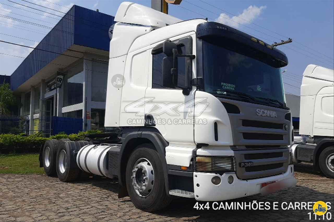 CAMINHAO SCANIA SCANIA 340 Cavalo Mecânico Truck 6x2 4X4 Caminhões e Carretas CONCORDIA SANTA CATARINA SC