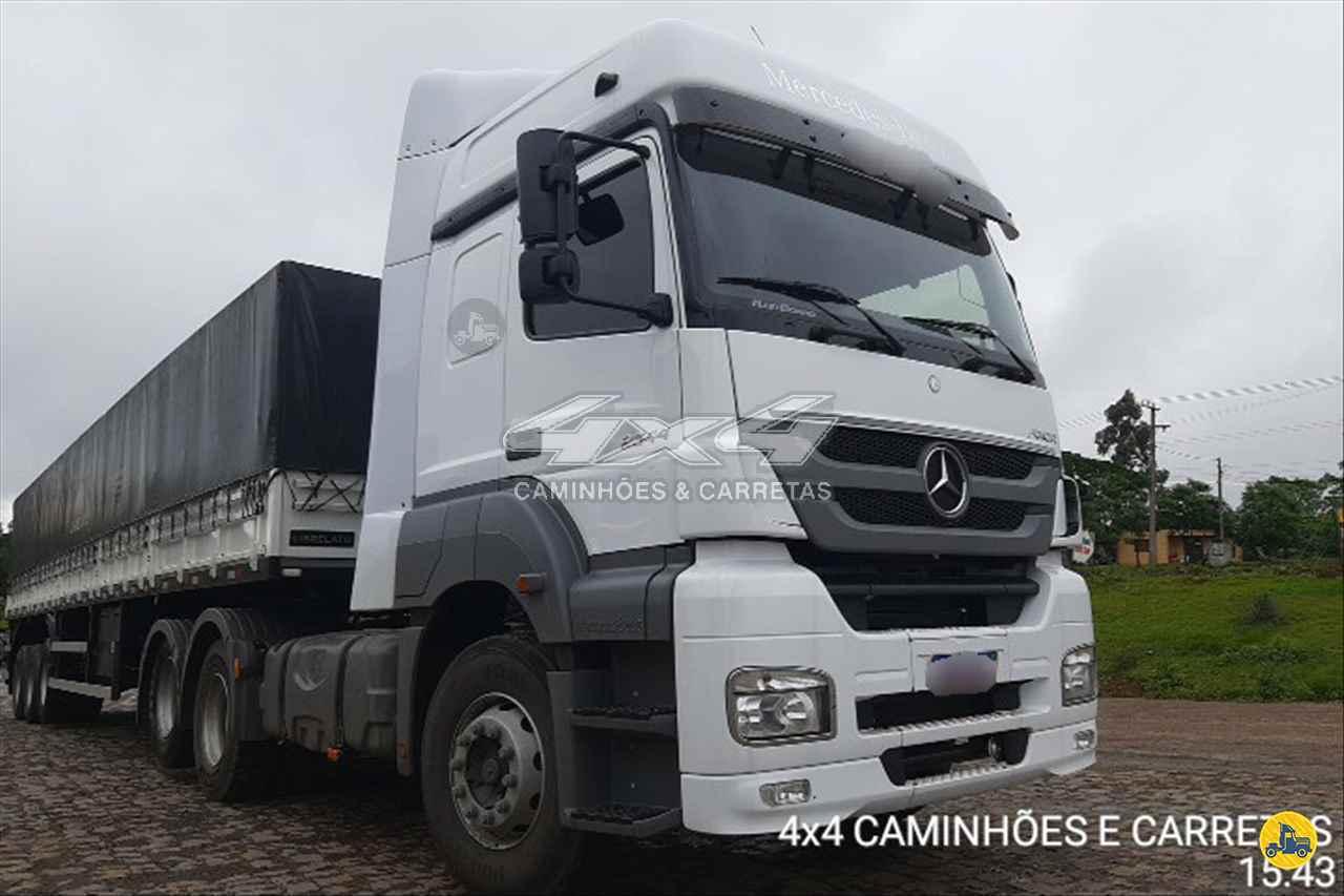 CAMINHAO MERCEDES-BENZ MB 2544 Cavalo Mecânico Truck 6x2 4X4 Caminhões e Carretas CONCORDIA SANTA CATARINA SC