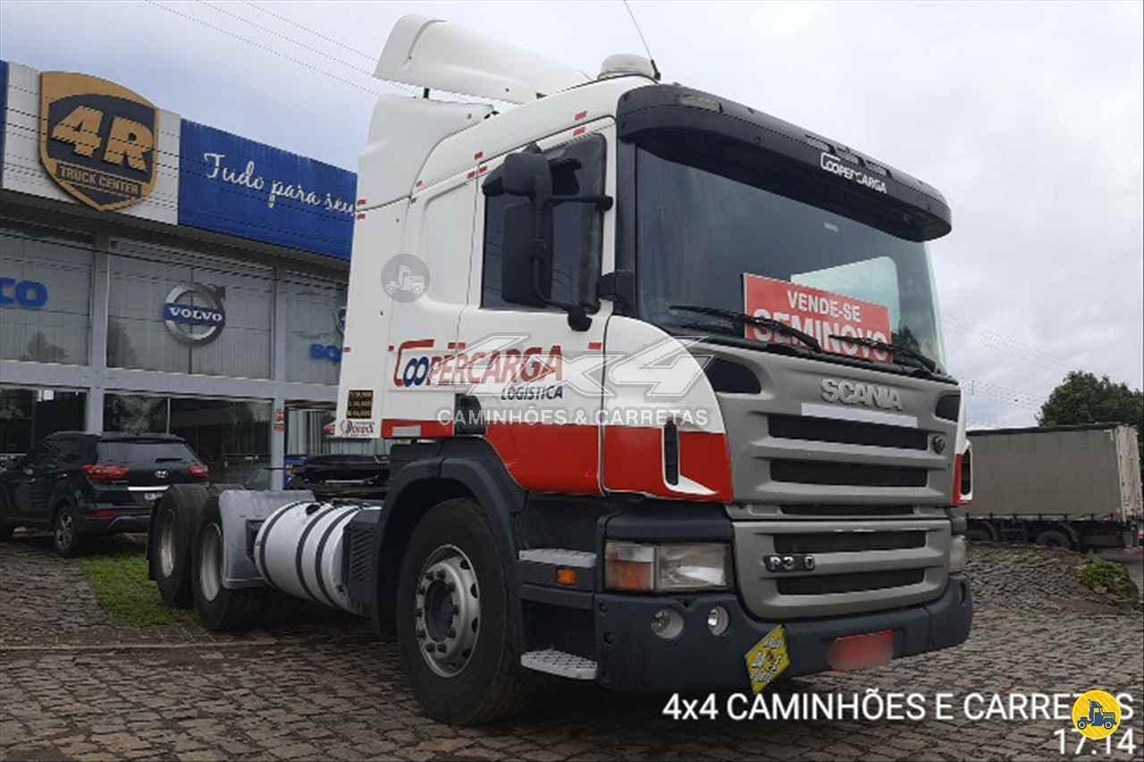 CAMINHAO SCANIA SCANIA P340 Cavalo Mecânico Truck 6x2 4X4 Caminhões e Carretas CONCORDIA SANTA CATARINA SC