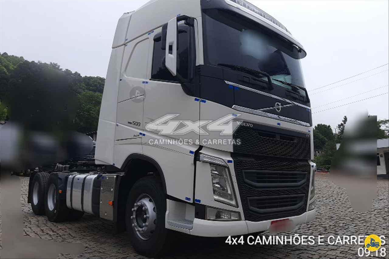 VOLVO FH 500 de 4X4 Caminhões e Carretas - CONCORDIA/SC