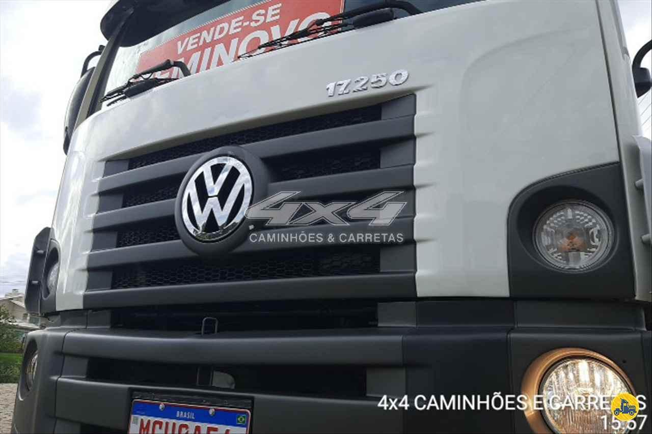 CAMINHAO VOLKSWAGEN VW 17250 Baú Bebidas Toco 4x2 4X4 Caminhões e Carretas CONCORDIA SANTA CATARINA SC