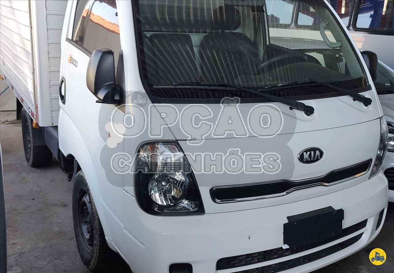 UTILITARIOS KIA MOTORS Bongo K-2500 Opção Caminhões CAMPINAS SÃO PAULO SP