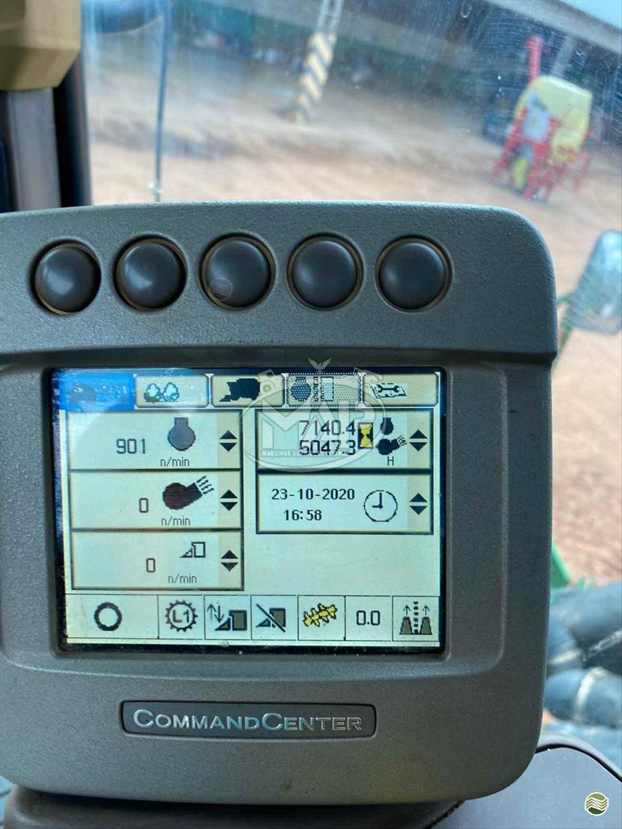 JOHN DEERE JOHN DEERE ALG. 7660  2012/2012 Máquinas Agrícolas Pitanga
