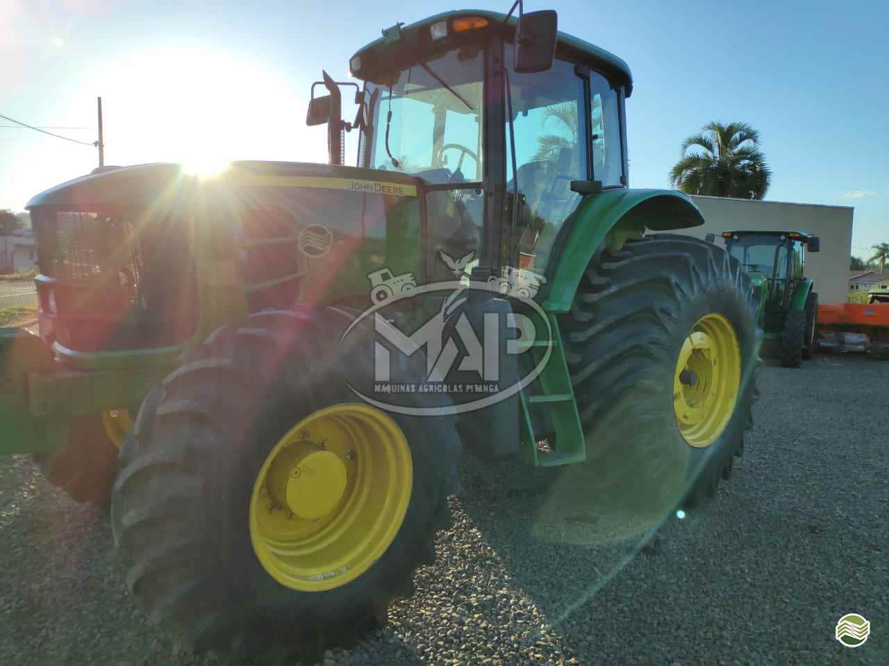 JOHN DEERE JOHN DEERE 6180  2016/2016 Máquinas Agrícolas Pitanga