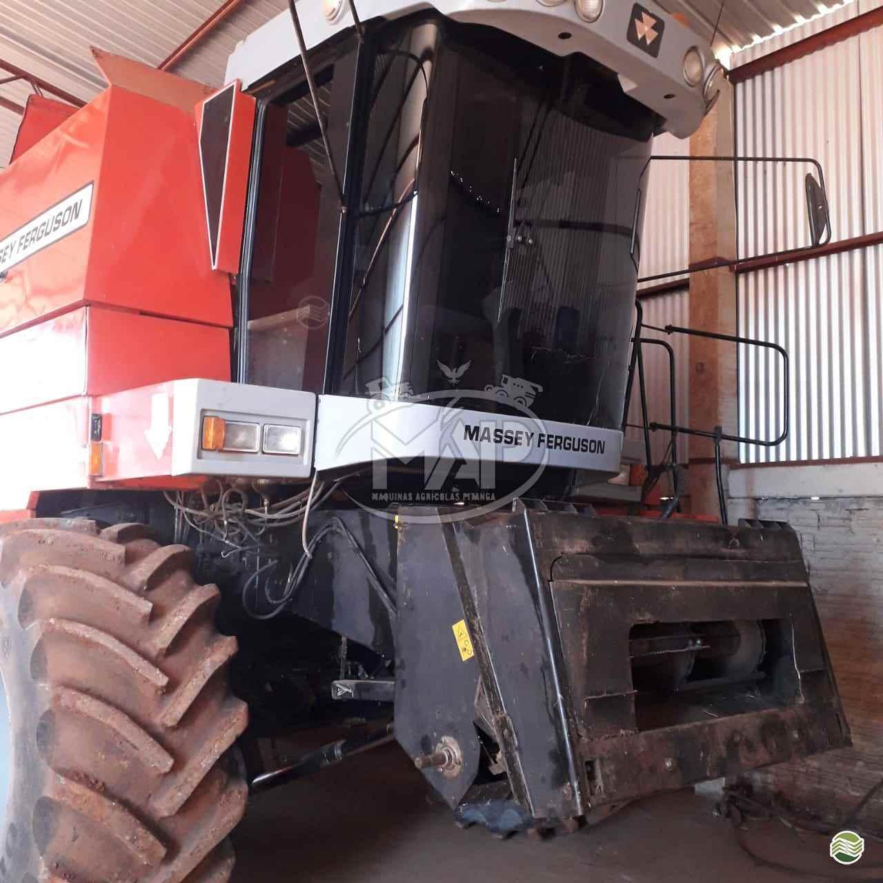COLHEITADEIRA MASSEY FERGUSON MF 34 Máquinas Agrícolas Pitanga PITANGA PARANÁ PR