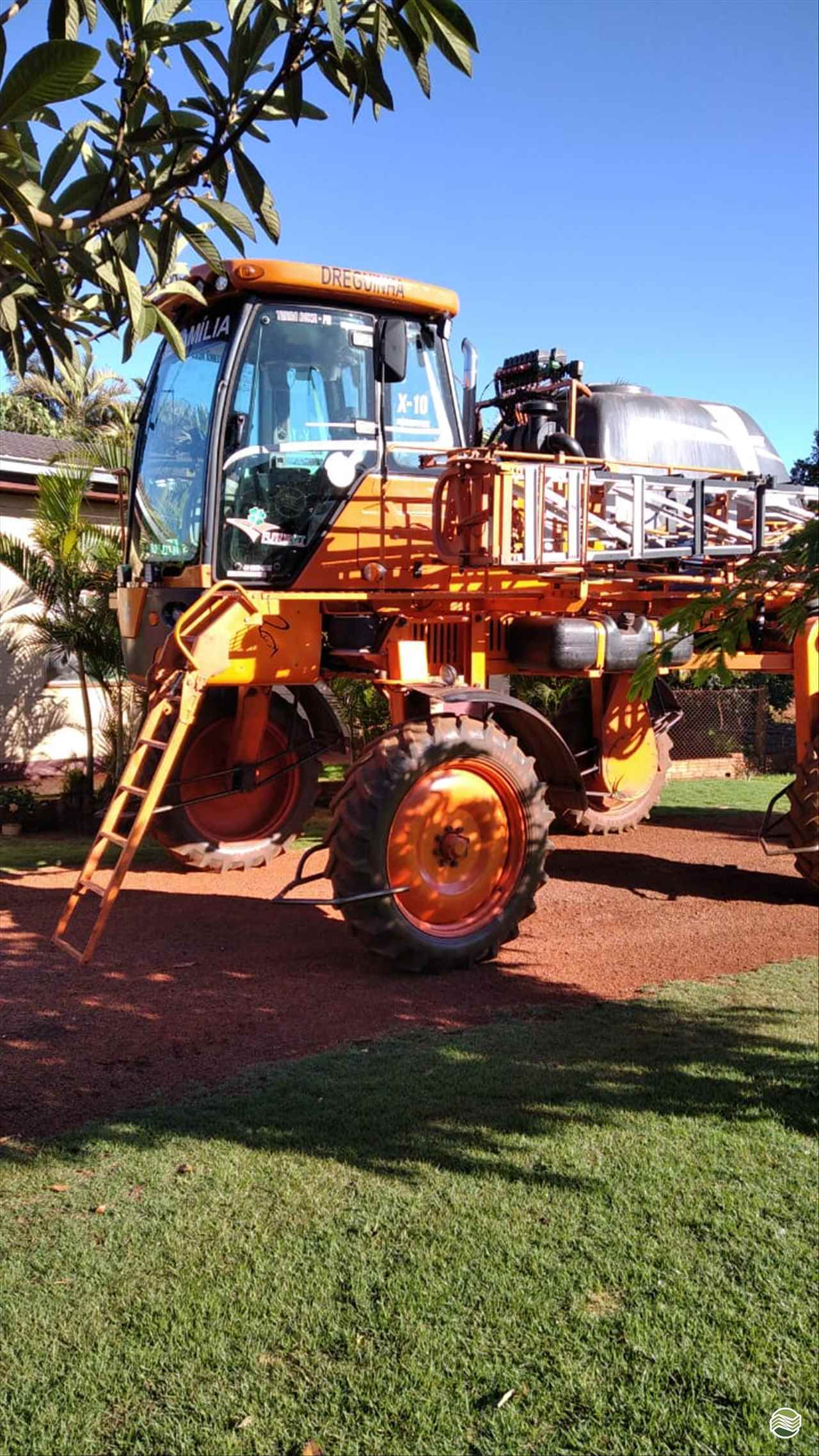 FUTURJET X10 de Máquinas Agrícolas Pitanga - PITANGA/PR
