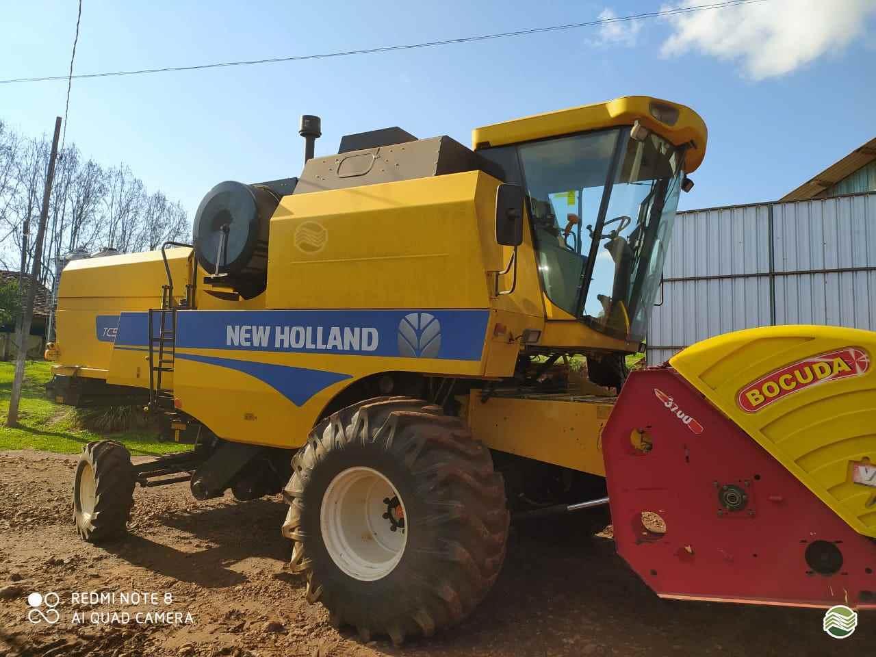 NEW HOLLAND TC 5070  2019/2019 Máquinas Agrícolas Pitanga